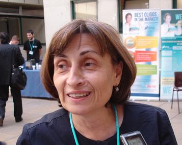 Isabel Sá-Correia, Professora Catedrática do Instituto Superior Técnico Presidente da Sociedade Portuguesa de Microbiologia.