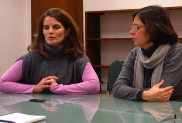 Karina e Mariana